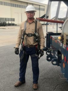 Dan Gehlken, High Voltage Electrician